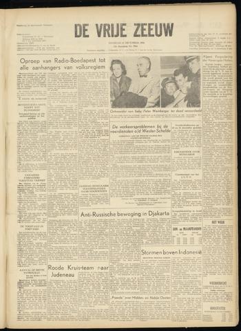 de Vrije Zeeuw 1956-12-11