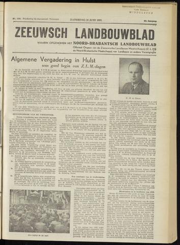 Zeeuwsch landbouwblad ... ZLM land- en tuinbouwblad 1955-06-25