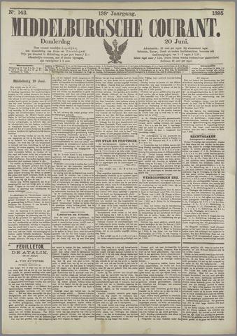 Middelburgsche Courant 1895-06-20