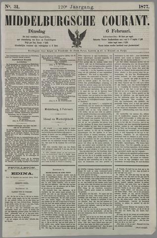 Middelburgsche Courant 1877-02-06
