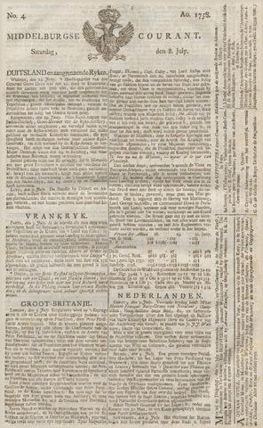 Middelburgsche Courant 1758-07-08