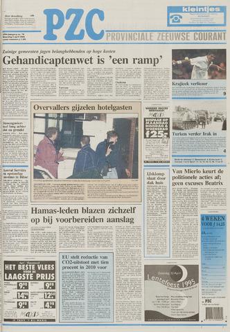 Provinciale Zeeuwse Courant 1995-04-03