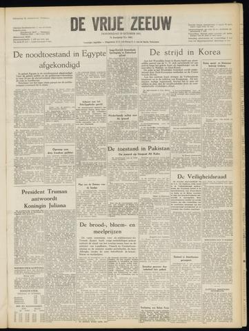 de Vrije Zeeuw 1951-10-18