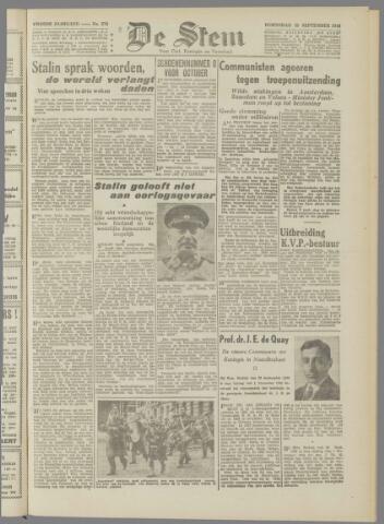de Stem 1946-09-25