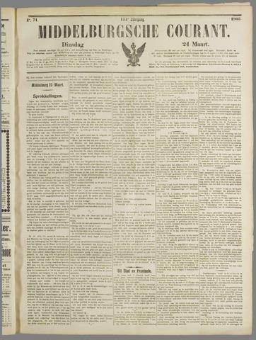 Middelburgsche Courant 1908-03-24
