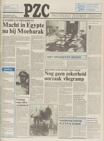 Provinciale Zeeuwse Courant 1981-10-08