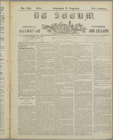 De Zeeuw. Christelijk-historisch nieuwsblad voor Zeeland 1910-08-31