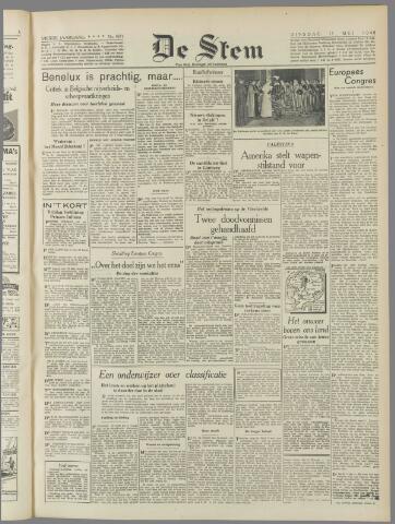 de Stem 1948-05-11