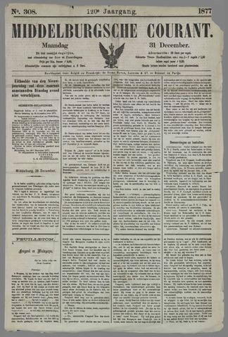 Middelburgsche Courant 1877-12-31