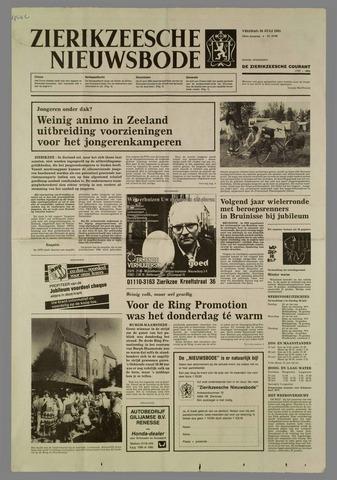 Zierikzeesche Nieuwsbode 1985-07-26