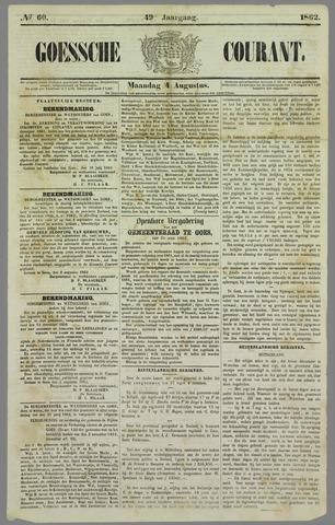 Goessche Courant 1862-08-04