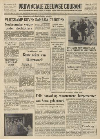 Provinciale Zeeuwse Courant 1961-05-12