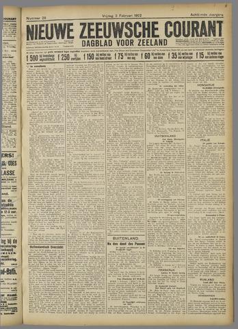 Nieuwe Zeeuwsche Courant 1922-02-03