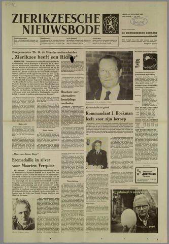 Zierikzeesche Nieuwsbode 1983-04-29