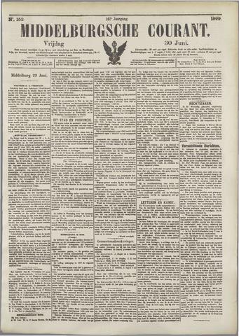 Middelburgsche Courant 1899-06-30