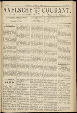 Axelsche Courant 1931-01-06