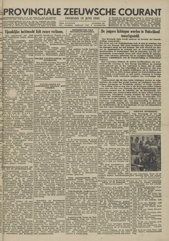 Provinciale Zeeuwse Courant 1943-06-15