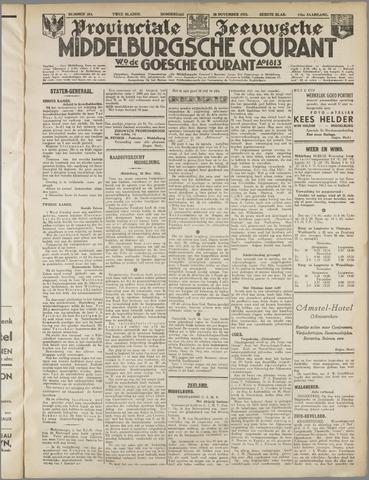 Middelburgsche Courant 1933-11-30