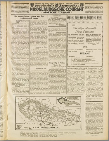 Middelburgsche Courant 1938-10-03