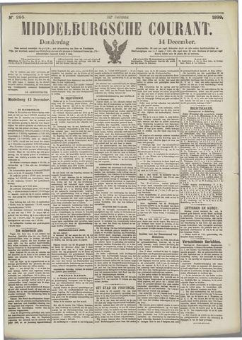 Middelburgsche Courant 1899-12-14