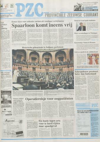 Provinciale Zeeuwse Courant 2002-11-15
