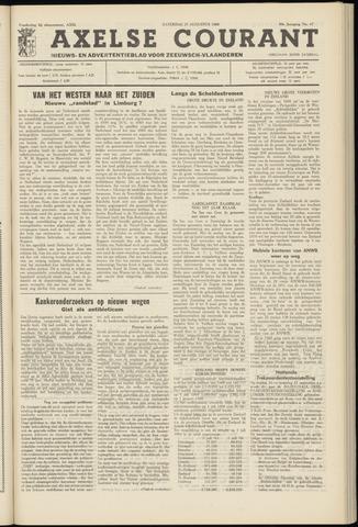 Axelsche Courant 1966-08-27