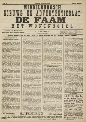 de Faam en de Faam/de Vlissinger 1904-01-13