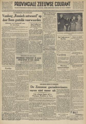 Provinciale Zeeuwse Courant 1951-10-06