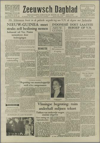 Zeeuwsch Dagblad 1957-11-21
