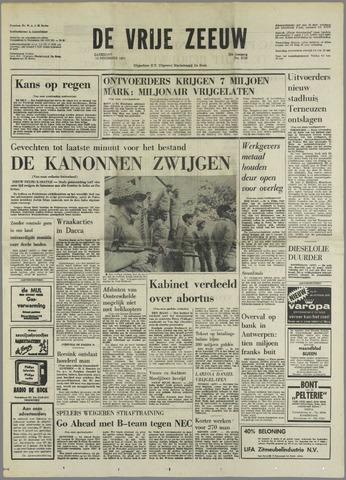 de Vrije Zeeuw 1971-12-18