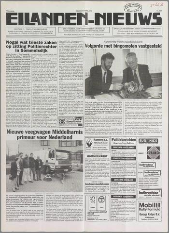 Eilanden-nieuws. Christelijk streekblad op gereformeerde grondslag 1995-04-07