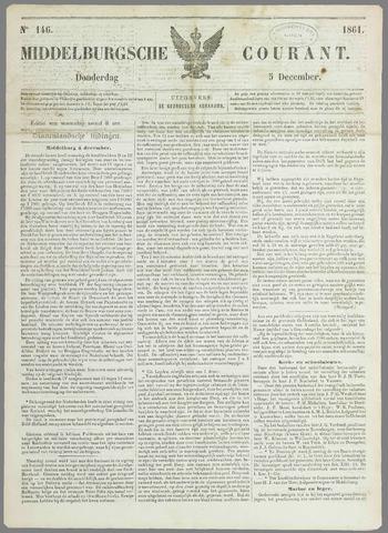 Middelburgsche Courant 1861-12-05