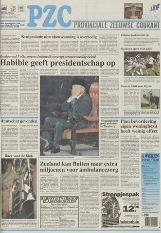 Provinciale Zeeuwse Courant 1999-10-20