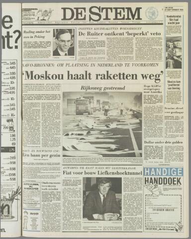 de Stem 1985-09-27
