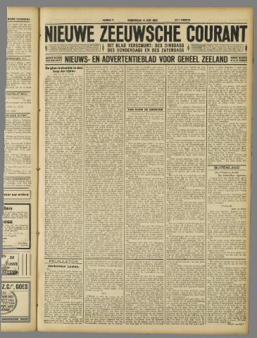 Nieuwe Zeeuwsche Courant 1928-06-14