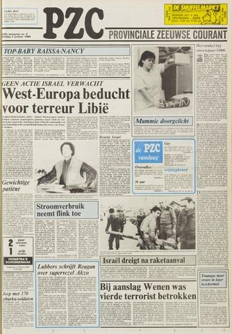 Provinciale Zeeuwse Courant 1986-01-03