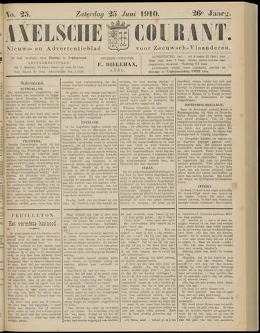 Axelsche Courant 1910-06-25