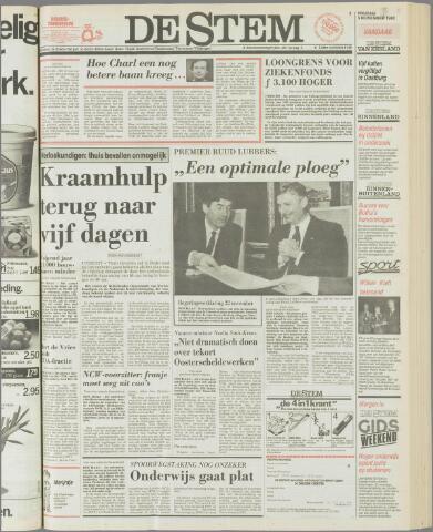 de Stem 1982-11-05