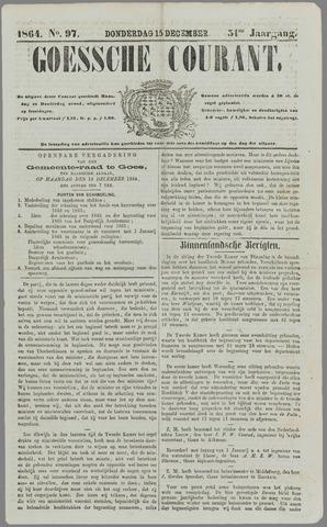 Goessche Courant 1864-12-15