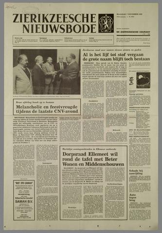 Zierikzeesche Nieuwsbode 1988-11-07