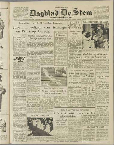 de Stem 1955-10-19