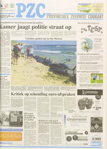 Provinciale Zeeuwse Courant 2003-11-26