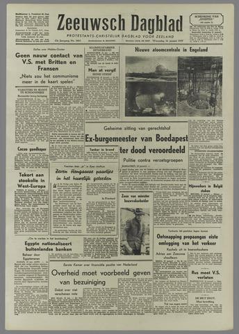 Zeeuwsch Dagblad 1957-01-16