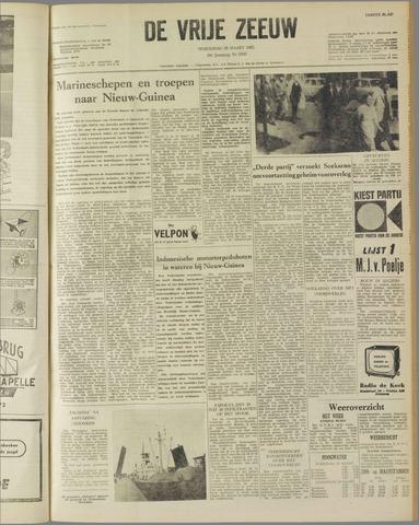 de Vrije Zeeuw 1962-03-28