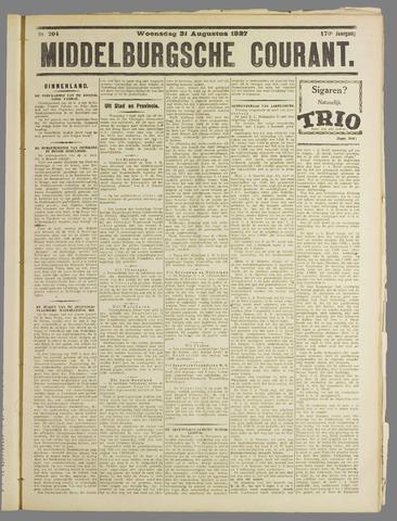Middelburgsche Courant 1927-08-31