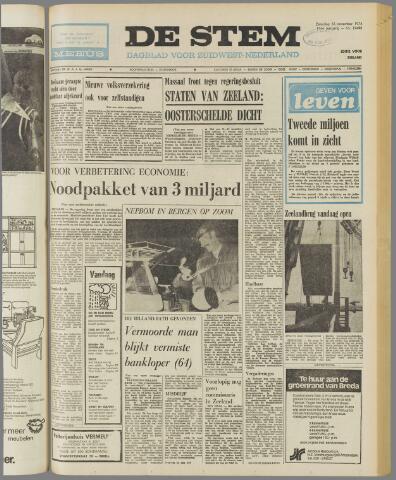 de Stem 1974-11-16