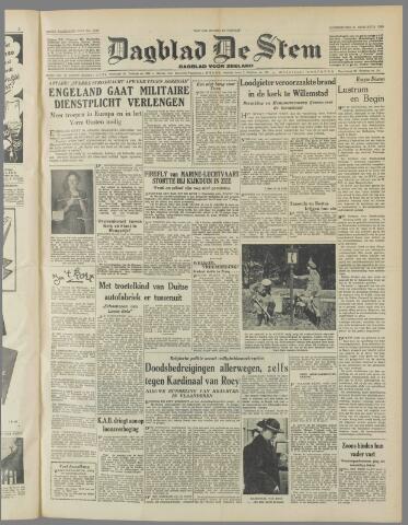 de Stem 1950-08-31