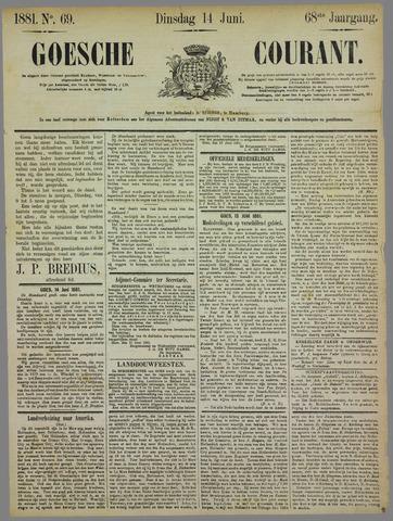 Goessche Courant 1881-06-14