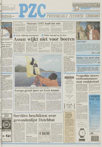 Provinciale Zeeuwse Courant 1995-09-23