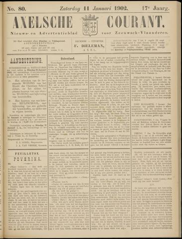 Axelsche Courant 1902-01-11